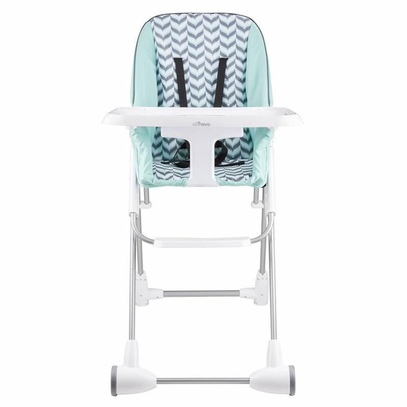 Evenflo Chair, Spearmint Spree