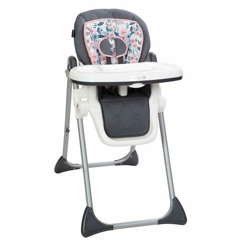 Baby Trend Tot Spot High Chair, Bluebell