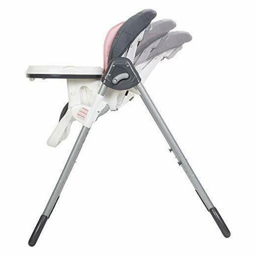 Baby Trend Tot Spot High Chair Bluebell