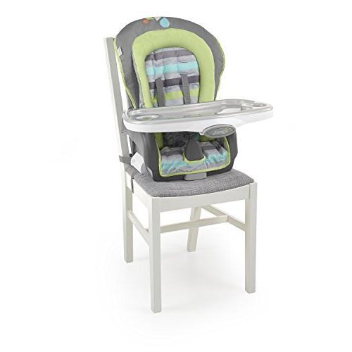 Ingenuity 3-in-1 High Chair - Vesper 2-Wheel - Chair,