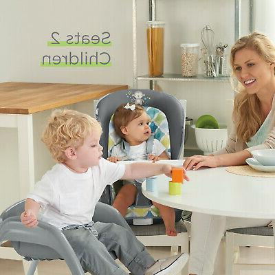 Trio 3-in-1 Convertible Chair in Moreland
