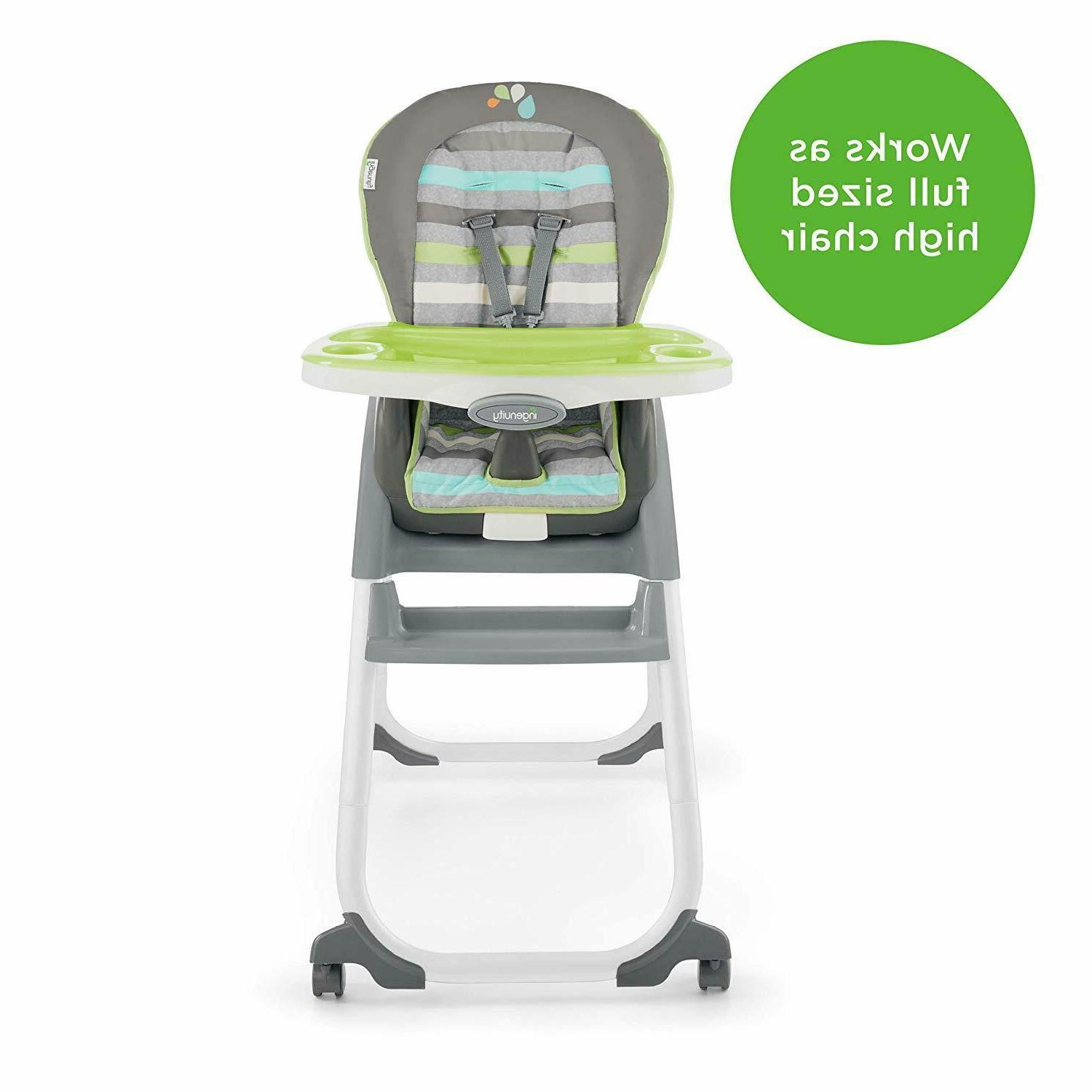 Ingenuity Trio 3-In-1 High Chair/Baby Booster Seat/Toddler ...