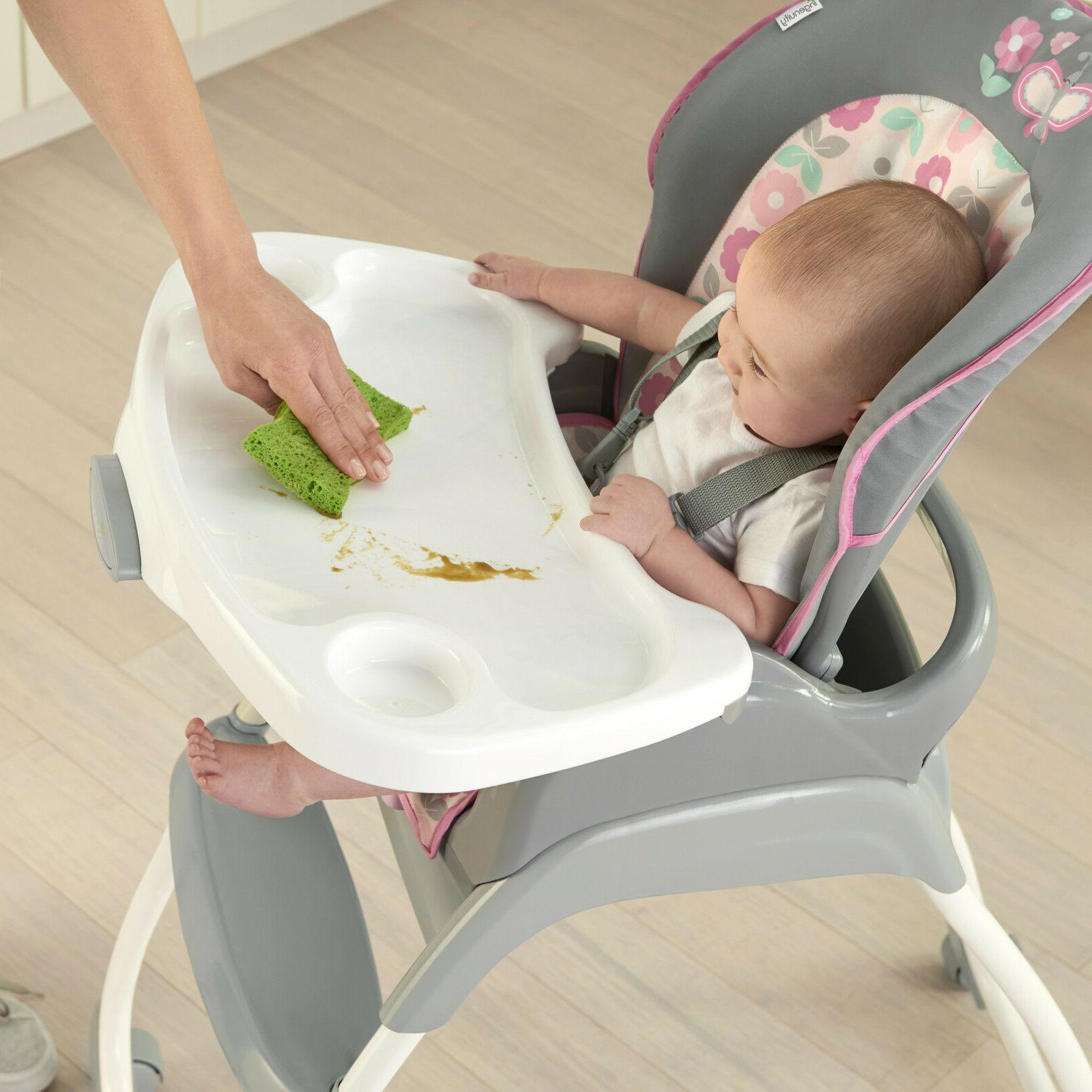 Ingenuity Trio 3-in-1 High Chair Phoebe