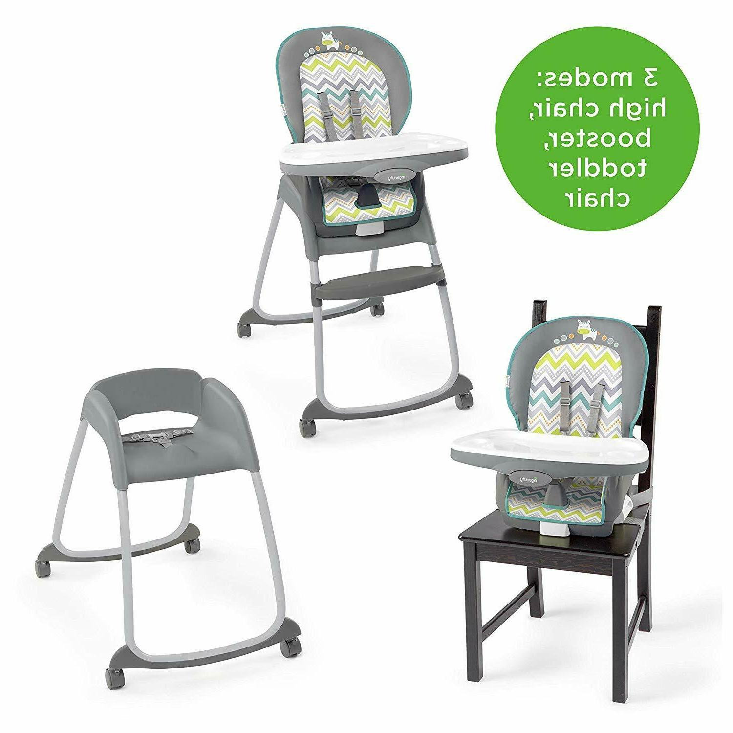Ingenuity Trio 3-in-1 High Chair – Ridgedale - High Chair,
