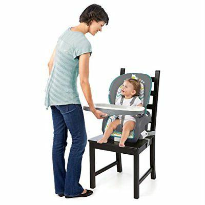 Ingenuity Trio High Chair Booster Seat