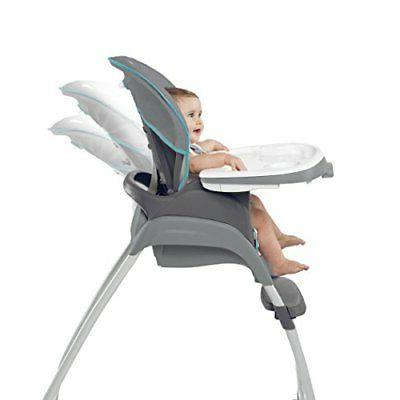 Ingenuity 3-in-1 High Chair Booster Seat Toddler