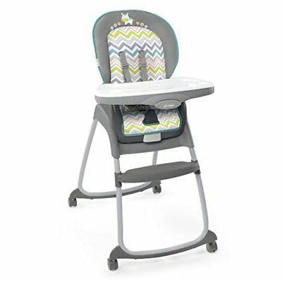 Ingenuity Trio High Chair Baby Booster Seat Toddler