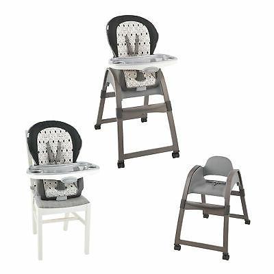 Ingenuity Trio 3-in-1 Wood High Chair - Ellison