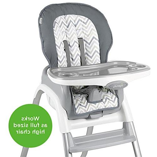 Ingenuity 3-in-1 High – Braden - Chair, and Booster