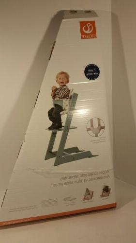 Stokke Tripp Trapp Baby Adjustable Wood High Chair Highchair