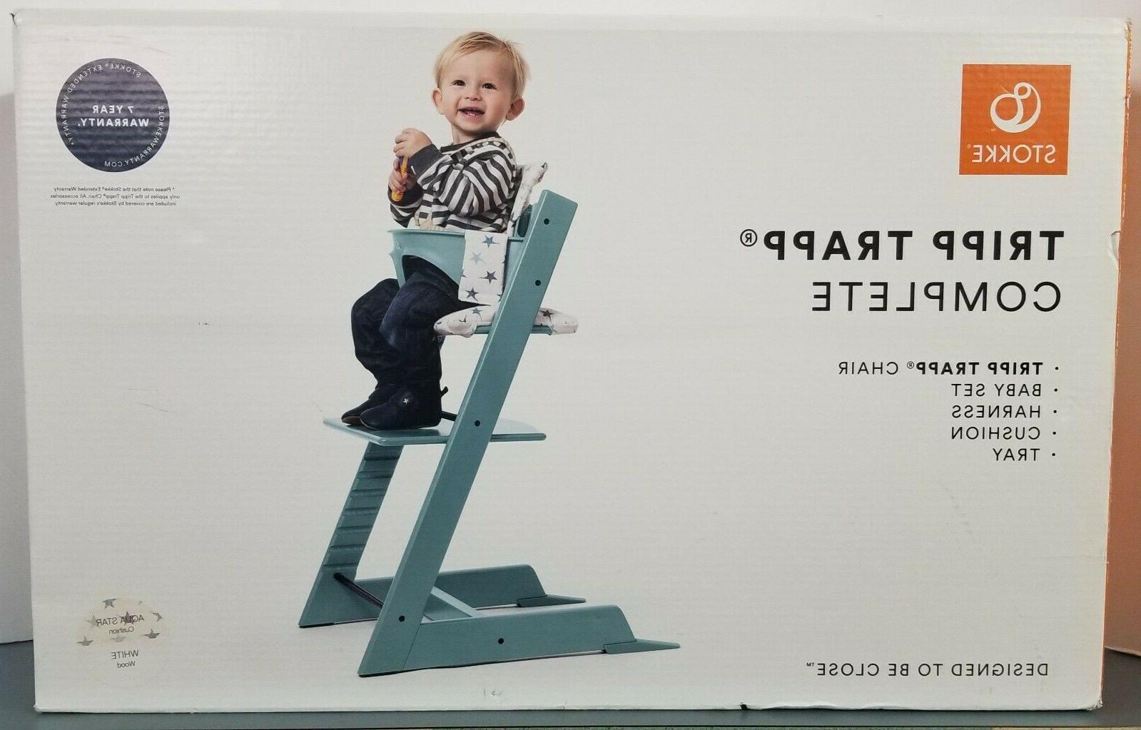 tripp trapp complete baby high chair