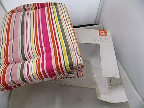 tripp trapp cushion candy stripe