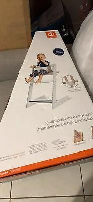 Stokke Tripp Trapp High Chair Complete Baby Set Storm Grey
