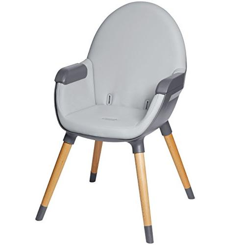 Skip Tuo High Chair, Charcoal