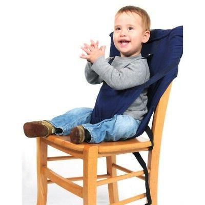 Portable Baby Chair Seat Harness Home Dining Belts