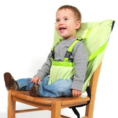 US Baby Chair Feeding Dining Seat Belt Cover
