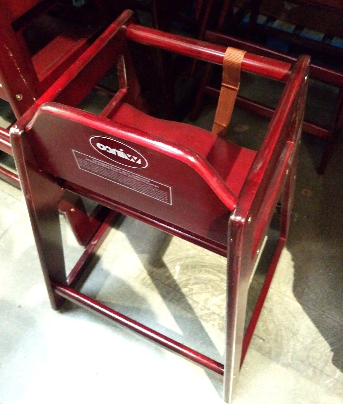 Winco Wood Chair, Mahogany A4189V