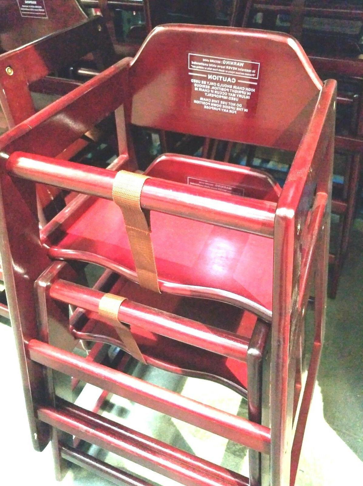 Winco Chair, Mahogany A4189V