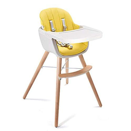 Asunflower Wooden 3 1 Modern Chair for Toddler/Infant/Baby