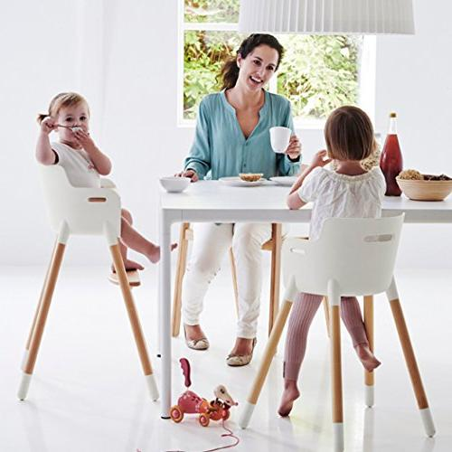 Asunflower Wooden High Adjustable Solution Tray Baby/Infants/Toddlers