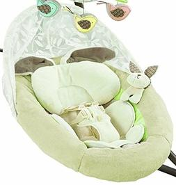 Fisher-Price My Little Snugabunny Cradle n Swing - Replaceme