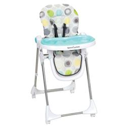 Baby Trend LX High Chair, Kitchen Feeding  Mod Dot Fashion -