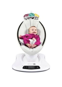 4moms mamaRoo 4 infant seat – Gray Classic Newest Model