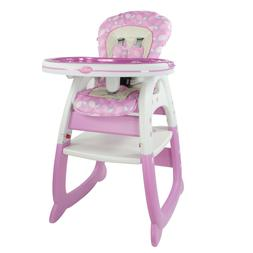 merly baby high chair convertible play table