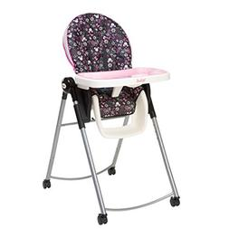 Girl's Disney Minnie Mouse Folding Adjustable High Chair - 6