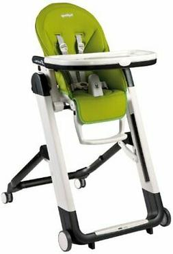 multifunctional siesta high chair green apple