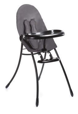 Bloom Nano Folding High Chair White/Snakeskin Grey
