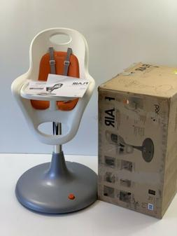 Nearly New $250 Boon Flair Pneumatic Pedestal High Chair in