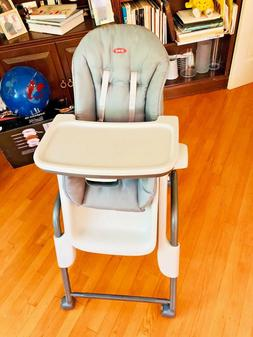 NEVER USED OXO Tattler feeding  High Chair 2017 -- Graphite