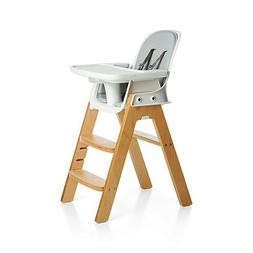 New Adjustable OXO Tot Sprout High Chair, with removable tra
