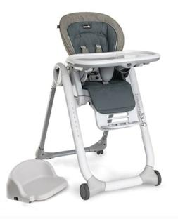 New Chicco Polly Progress 5-in-1 High Chair. Baby Chair