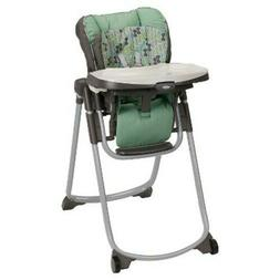 NEW Graco Printed Pattern Slim Spaces High Chair - Ottawa