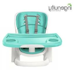 NEW Ingenuity SmartClean Chairmate High Chair In Seaside Gre