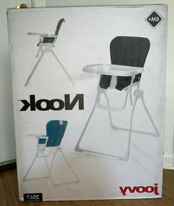 JOOVY Nook High Chair Black  Brand New NEVER OPENED