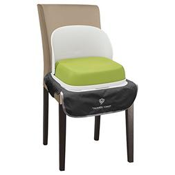 OXO Tot Perch Foldable Booster Seat with Seat Neat Chair Cov