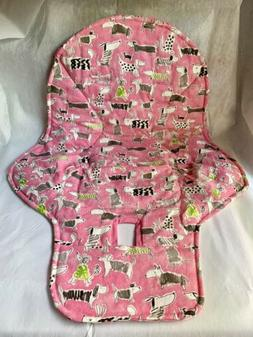 Peg Perego Cotton Seat Cover Upholstery Prima Pappa Follow m