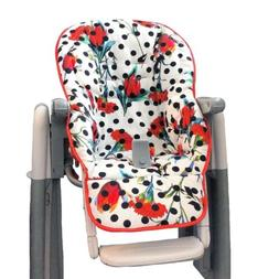 Peg Perego Tatamia cover for high chair Flowers Dolce&Gabban