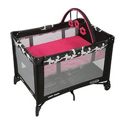 GRACO PACK AND PLAY w/BAG Play Pen Infant Baby Girl Sleep Pl