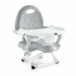 Chicco Pocket Snack Booster Seat, Grey Baby  Feeding Chair