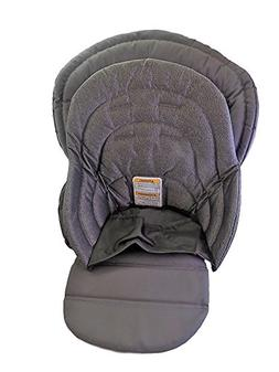 Chicco Polly Magic Highchair Replacement Seat Cover - Fashio