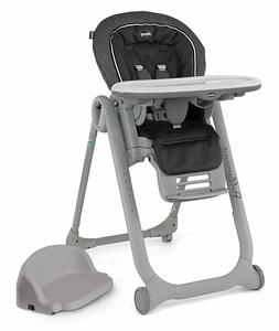 Chicco Polly Progress 5-in-1 High Chair Recliner 8 Height Po