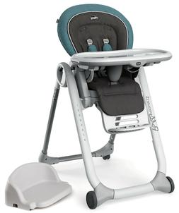 Chicco Polly Progress 5-in-1 Multichair Kids Highchair Recli