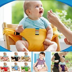 Portable Baby Feeding Seat Belt Baby High Chair Safety Belt