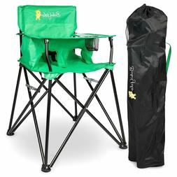 BabiYolo Portable Baby High Chair for Travel: Camping Highch