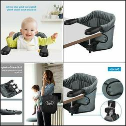 Portable Baby Hook On Table High Chair Booster Seat Travel T