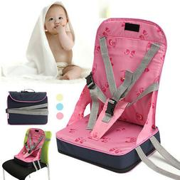 Portable Baby Kids Toddler Feeding High Chair Booster Seat C
